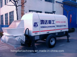 Diesel Engine Trailer Concrete Pump
