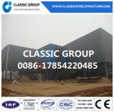 Construcción metálica modular la estructura de bastidor de acero de almacén o estructura de acero
