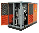 45kw dirigen el compresor de aire inyectado petróleo conducido del tornillo