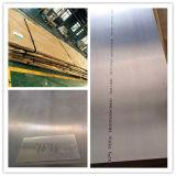 Fabricant T6 en aluminium du plat 6061