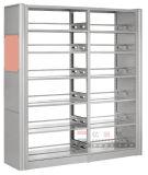 Einfaches und starkes Metallbücherregal, Schule-Bibliotheks-Metallbücherregal (DG-18)