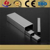 Quadrato saldato Tp321/Tp321h dell'acciaio inossidabile e tubo rettangolare
