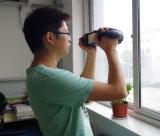Polizei verwendet bewegliche InfrarotNachtsicht-Laser-Kamera