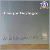 Hoja de acero inoxidable Placa de buques utilizada en Industrial ASTM / AISI 304 316L 904L
