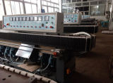 Machine van het Malen van het Glas van het Type van Servomotor van Stepless de Hand Poolse Scherpende