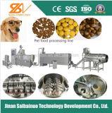 Maquinaria de alimento molhada automática do cão do método