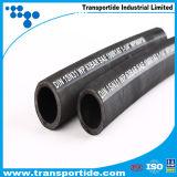 Tubo flessibile di gomma di pressione con il buon prezzo per i tubi flessibili idraulici