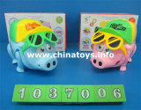 Hot Sale Electric Plastic Animal Toy Battery Cartoon Toys (1037005)