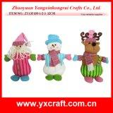 La décoration de Noël (ZY16Y108-1-2 15.5CM) a animé le renne de Noël