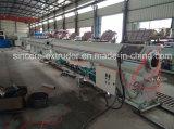 HDPE les mêmes machines 50-315mm d'extrusion de pipe d'évacuation d'étage