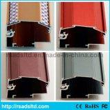 Алюминиевый раздел профиля Extrued для тонкой светлой коробки