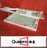Volet décoratif de panneau de gypse avec le profil en aluminium AP7752