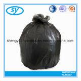 Sac d'ordures en plastique du prix usine HDPE/LDPE sur le roulis