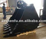 Doosanの掘削機のためのSfの石のバケツ2.8 CBM