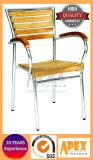 티크 목제 의자 대중음식점 옥외 가구 의자 (AS1018AWW)