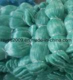 単繊維の釣り道具の緑のナイロン魚のネット