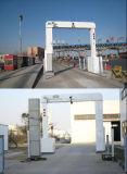 Sistema de Safeway - sistema de inspeção da raia da carga e do veículo X - pórtico
