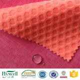 Alta calidad 3 capas de Softshell de la tela del paño grueso y suave para la chaqueta de las mujeres