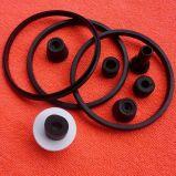 De aangepaste van het Nitril RubberFKM HNBR Viton Aflas Kust van het Silicone een Mechanische O-ring 70