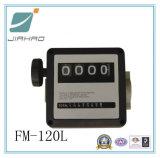 FM120L de mechanische Meter van de Stroom van de Brandstof, Debietmeter de met 4 digits van de Olie
