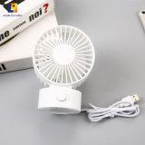 2W vier Draagbare Mini Elektrische Ventilators USB van Kleuren