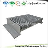 Высокая производительность штампованный алюминий с Anodizing и обработки с ЧПУ