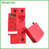 Energia solare del Ce IP20 25A e dispositivo di protezione dell'impulso di CC SPD dell'impulso 600V del sistema di PV