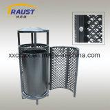 De de openlucht Bak van het Afval van het Staal/Container van het Afval met de Bonnet van de Regen