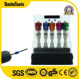 La fabbrica poco costosa di prezzi fornisce i bit di 65mm pH2 Scew impostati