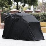 Tente imperméable à l'eau de vélo d'abri de mémoire de grande pluie de moteur de couverture de motocyclette de moto