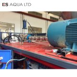 HDPE completamente automático 3L/PE 5L Pava de maquinaria de moldeo por soplado extrusión