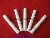 Tubo de cerámica del alúmina blanco industrial