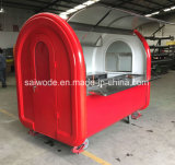 China Mobile Supply Food Cart