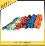 100% polyester pour le levage de l'élingue ronde (SNDH)