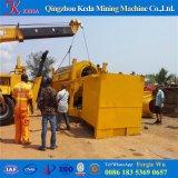 machine de développement de l'or 100-150tph