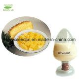 Polvere all'ingrosso 600gdu/G degli enzimi della bromelina di alta qualità
