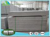 Panneau de paroi externe de la structure de PU/ panneau sandwich EPS thermique