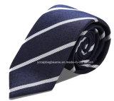 最上質デザインあなた専有物ストリップの絹のネクタイ