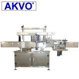 Machine van de Etikettering van de Fles van de Efficiency van de Hoge snelheid van Akvo de Industriële Semi Automatische Vierkante