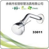 33007 Nuevos Jefes ducha realizada en plástico ABS
