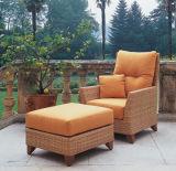 Neues Art-Qualitäts-Rattan-geschnittenim freiengarten-Sofa-Set
