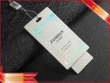 Kleid-Firmenzeichen-Fallmarke gedruckter Hangtag für Kleidung