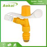 """spruzzatore dell'acqua di effetto dello spruzzatore di plastica di impulso di 1/2 """" migliore per il giardino"""