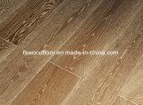 Побеленный известью науглероживанный дуб Muti-Наслоил проектированный деревянный настил