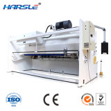 QC12y/K de Hydraulische Scharen van de Straal van de Schommeling, De Scherende Machine van de Staalplaat