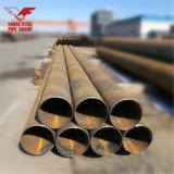 水転送のためのSSAWによって溶接される炭素鋼の螺線形の溶接の管、管の抗打ち工事、構築