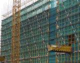 Tubulação de aço galvanizada padrão do andaime da qualidade BS1139 da prima da fábrica de Youfa