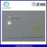 Tarjeta en blanco del IC del contacto de FM4442 FM4428