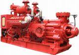 La bomba contra incendios en línea vertical (TPG)