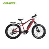 Motor de arranque neumático Fat montaña bicicleta eléctrica con motor de Bafang 1000W